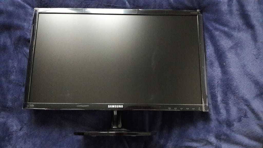 """Gamingowy monitor Samsung 24"""" S24D330HSX"""