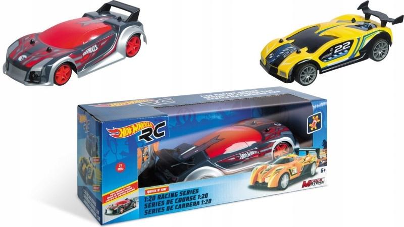 Brimarex Pojazdy Mondo Hot Wheels R/C Speed series