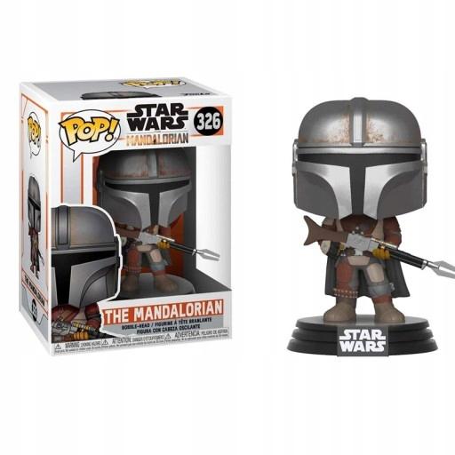 Figurka Star Wars Funko POP!-THE MANDALORIAN