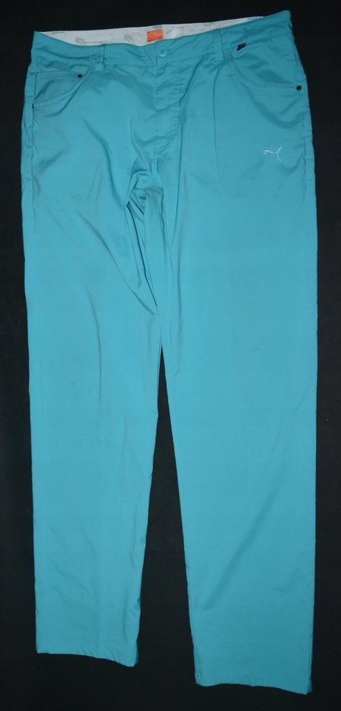 f* Sportowe spodnie Puma W34 L34