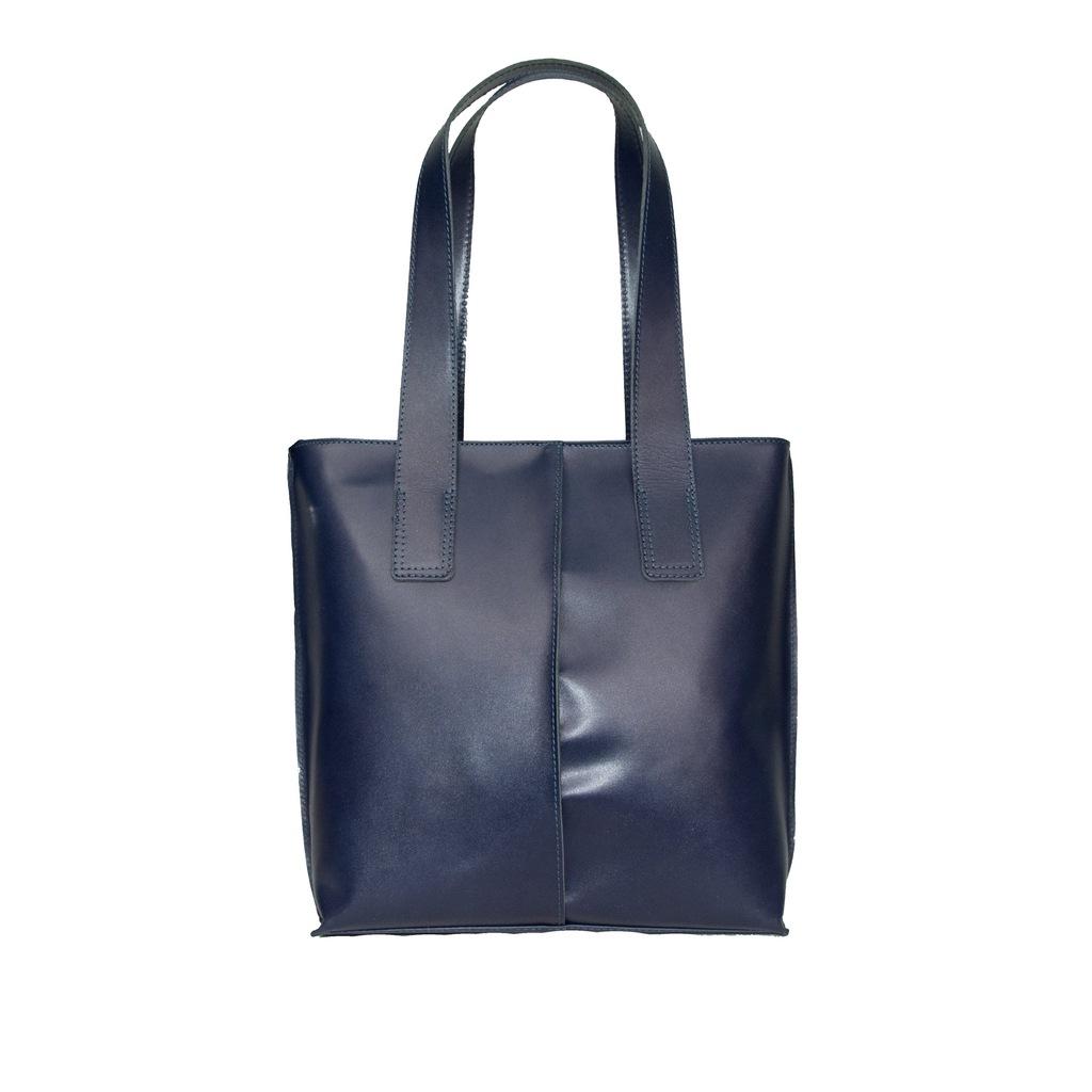 Torebka włoska skórzana Shopper Bag 7003 Promocja