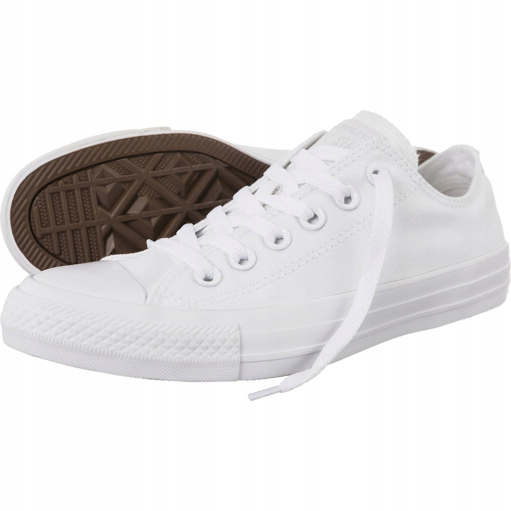 TRAMPKI CONVERSE 1U647 CT AS SP OX White roz 40