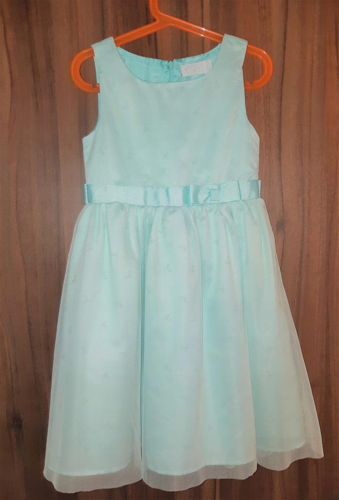Sukienka dziewczęca CoolClub 128