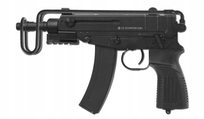 ASG - Replika Scorpion Vz61 - AEP - Sportline - 16
