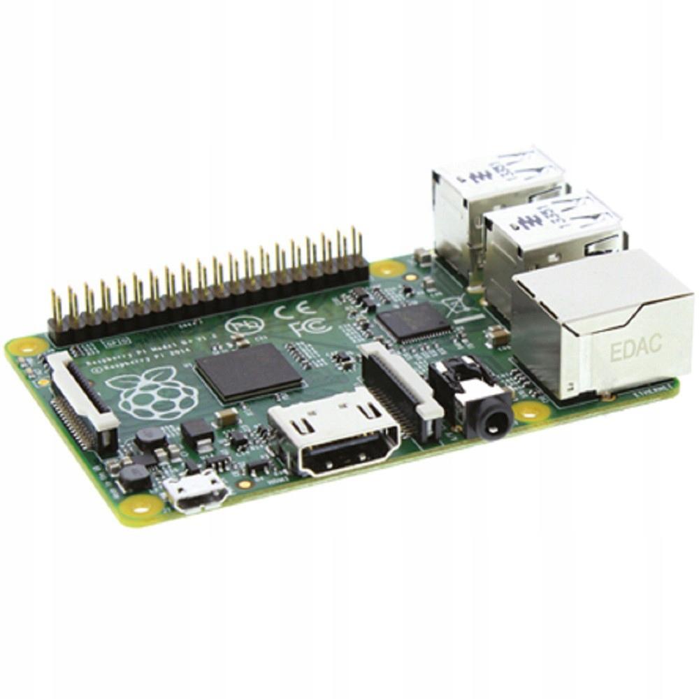 Raspberry Pi 2 Model B 1GB quad-core