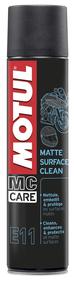 MOTUL E11 MATTE SUR.CLEAN 400ML PLASTIKI