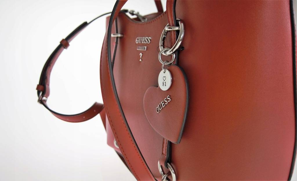 Torebka Guess Leanne VY717023 RED