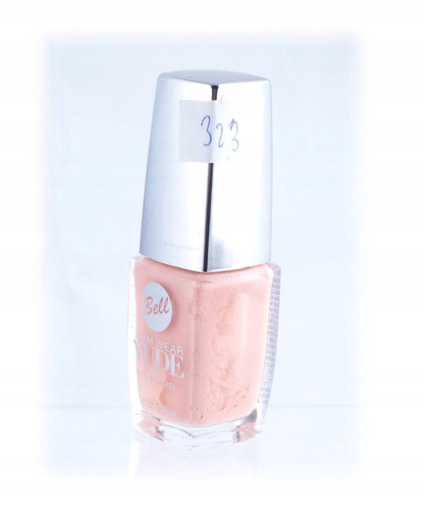323 Lakier Do Paznokci Bell Glam Wear Nude