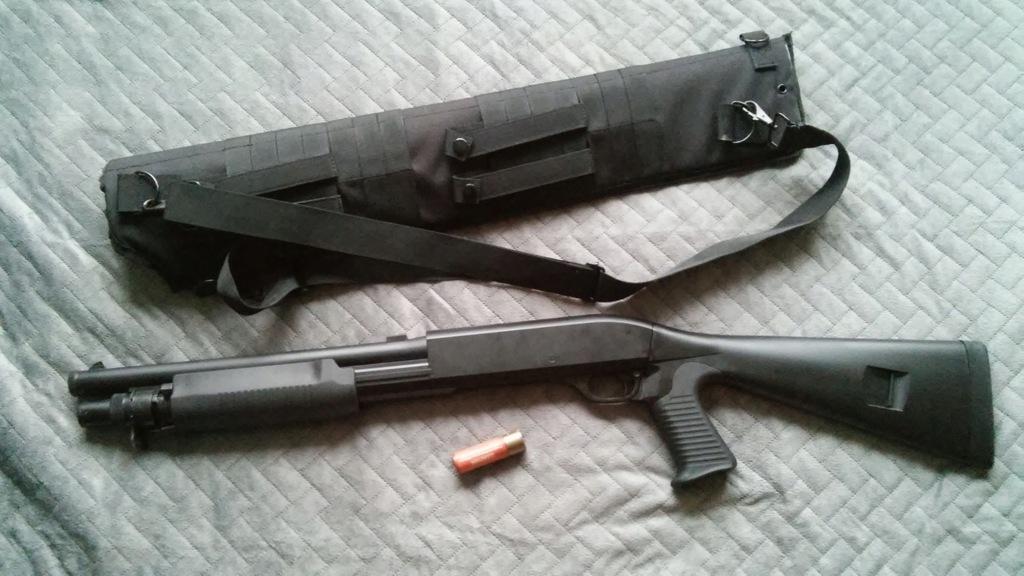 Strzelba M65A DE ASG