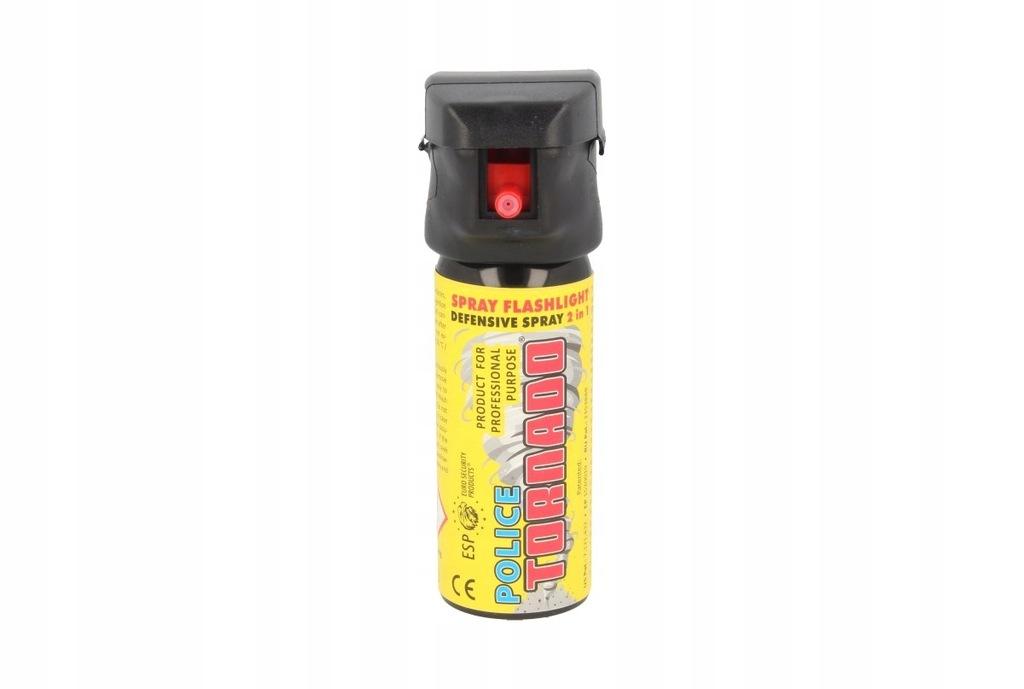 Wkład z gazem ESP Tornado 50 ml (SFL-01-50 WKŁAD)