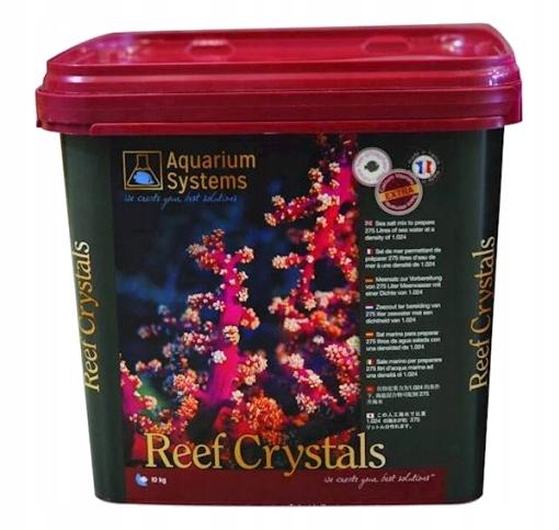 AS Reef Crystal sól Morska 10kg