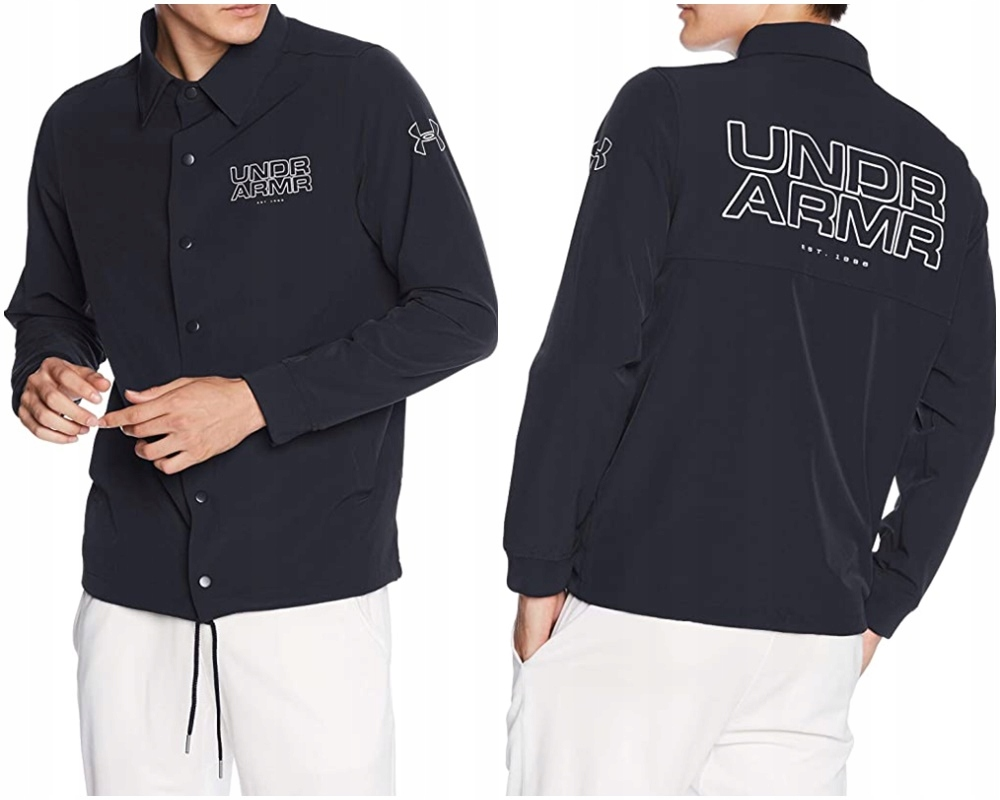 KURTKA UNDER ARMOUR BASLINE COACHES M
