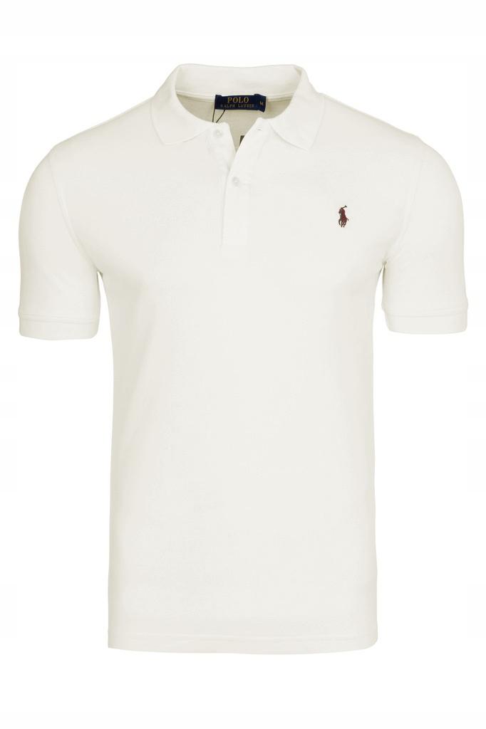Koszulka męska polo Ralph Lauren RL model SLIM M