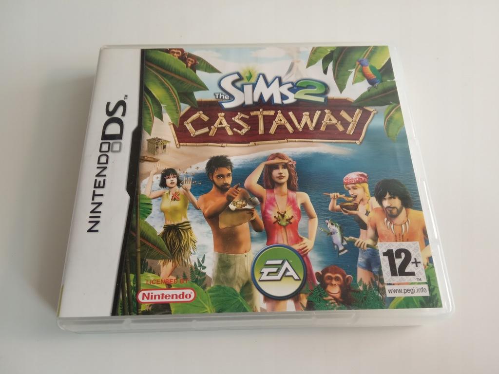 THE SIMS 2 CASTAWAY Nintendo DS