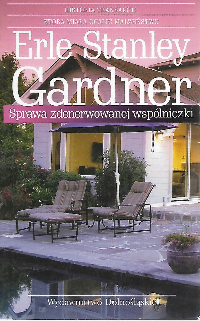 Gardner Sprawa zdenerwowanej wspólniczki [opis]