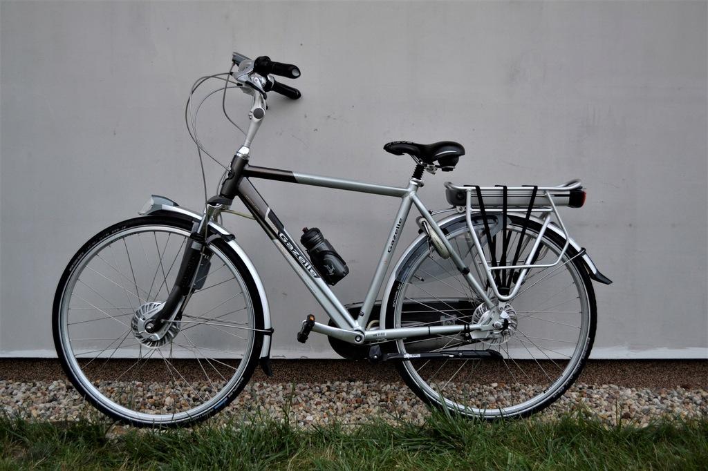 Rower elektryczny Gazelle EXCELLENT 36V PIĘKNY!!!!