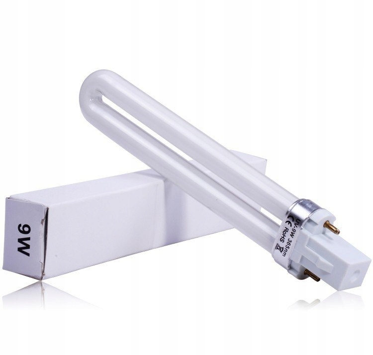 Żarówka UV 9W do lamp