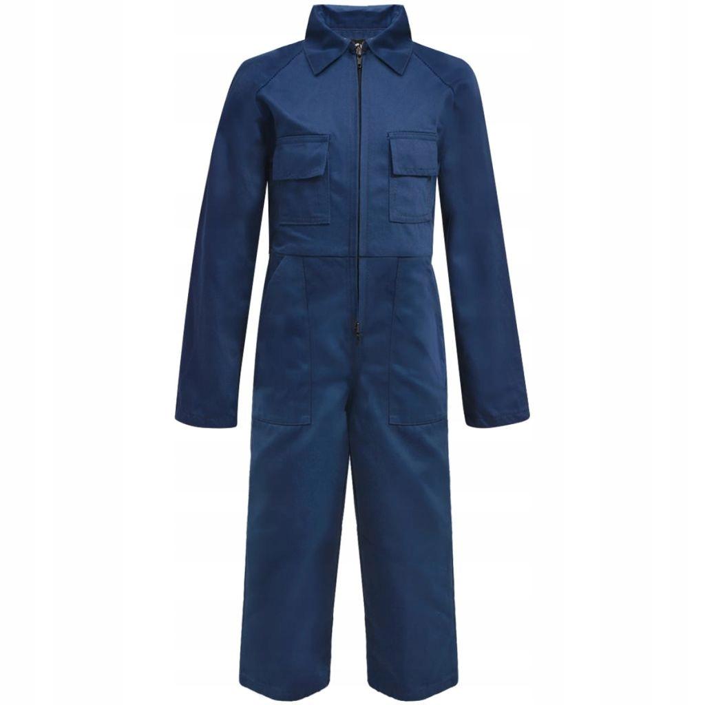 Dziecięcy kombinezon, rozmiar 158/164, niebieski