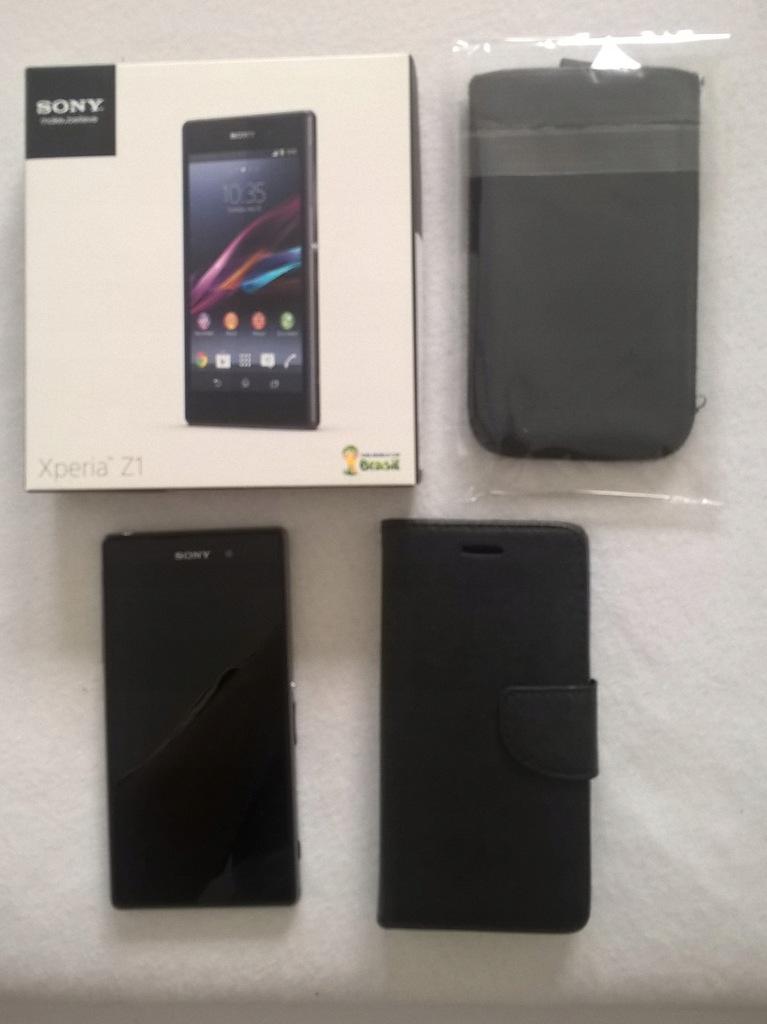 Sony Xperia Z1 C6903 Czarny