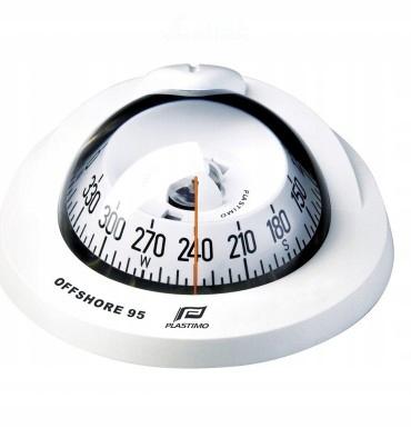 Kompas Offshore 95 55388 biały wpuszczany