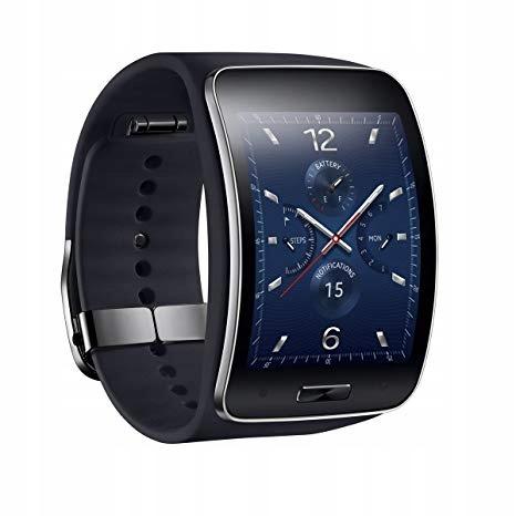 Smartwatch Samsung R750 Gear S Czarny 7952427799 Oficjalne Archiwum Allegro