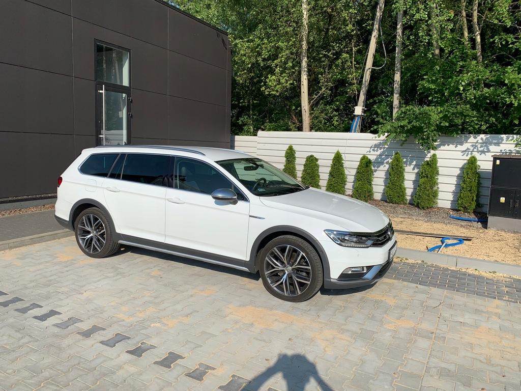 Volkswagen Passat Alltrack 2 0tsi 4motion Salon Pl 8262290295 Oficjalne Archiwum Allegro