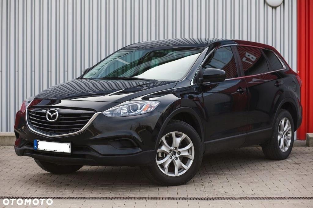2015 Mazda Cx 9 Tb 3 7 277 Km Automat 8483166939 Oficjalne Archiwum Allegro