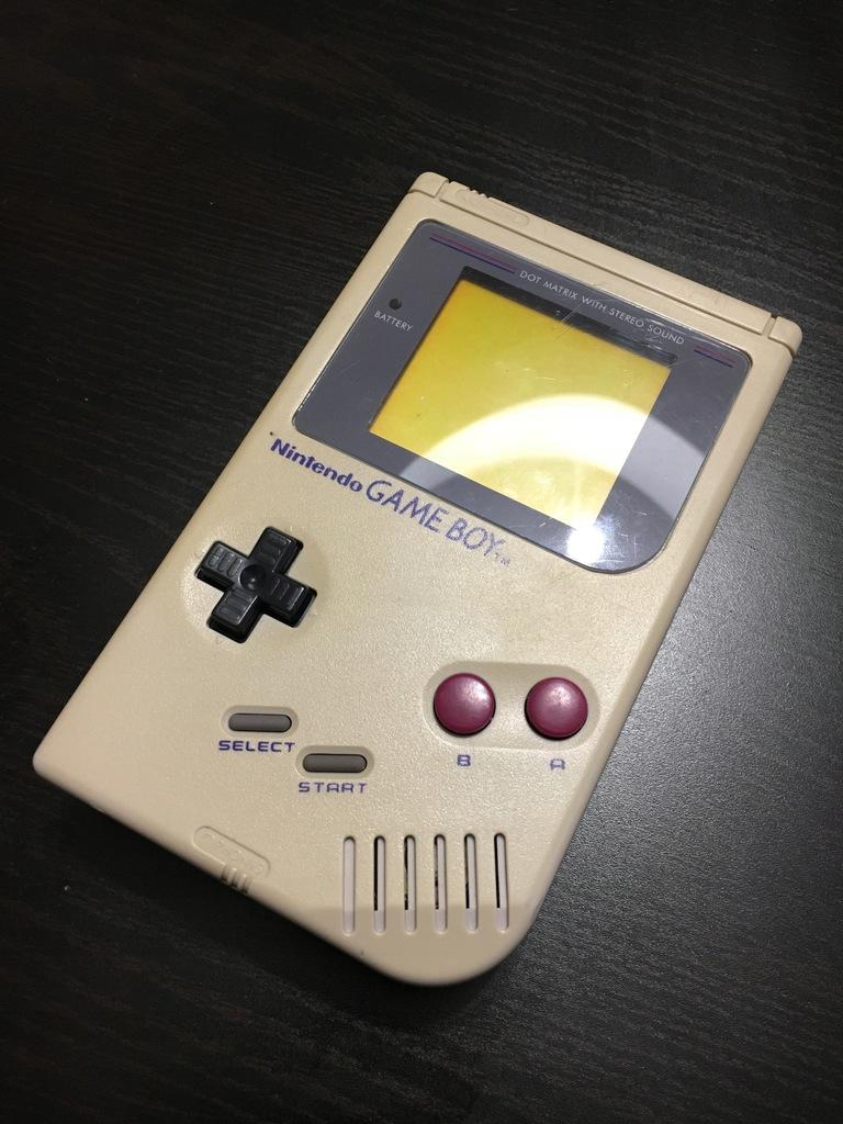 Game Boy Classic Nintendo Konsola
