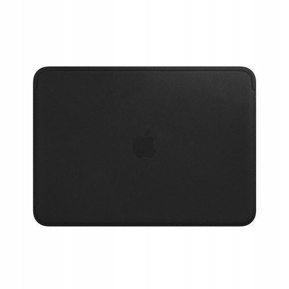 Futerał Leather Sleeve for 12-inch MacBook - Black