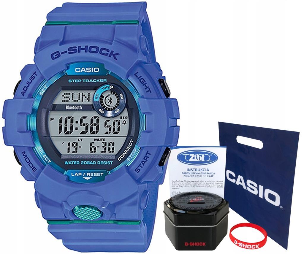 Zegarek dla chłopca Casio G-SHOCK GBD-800-2ER