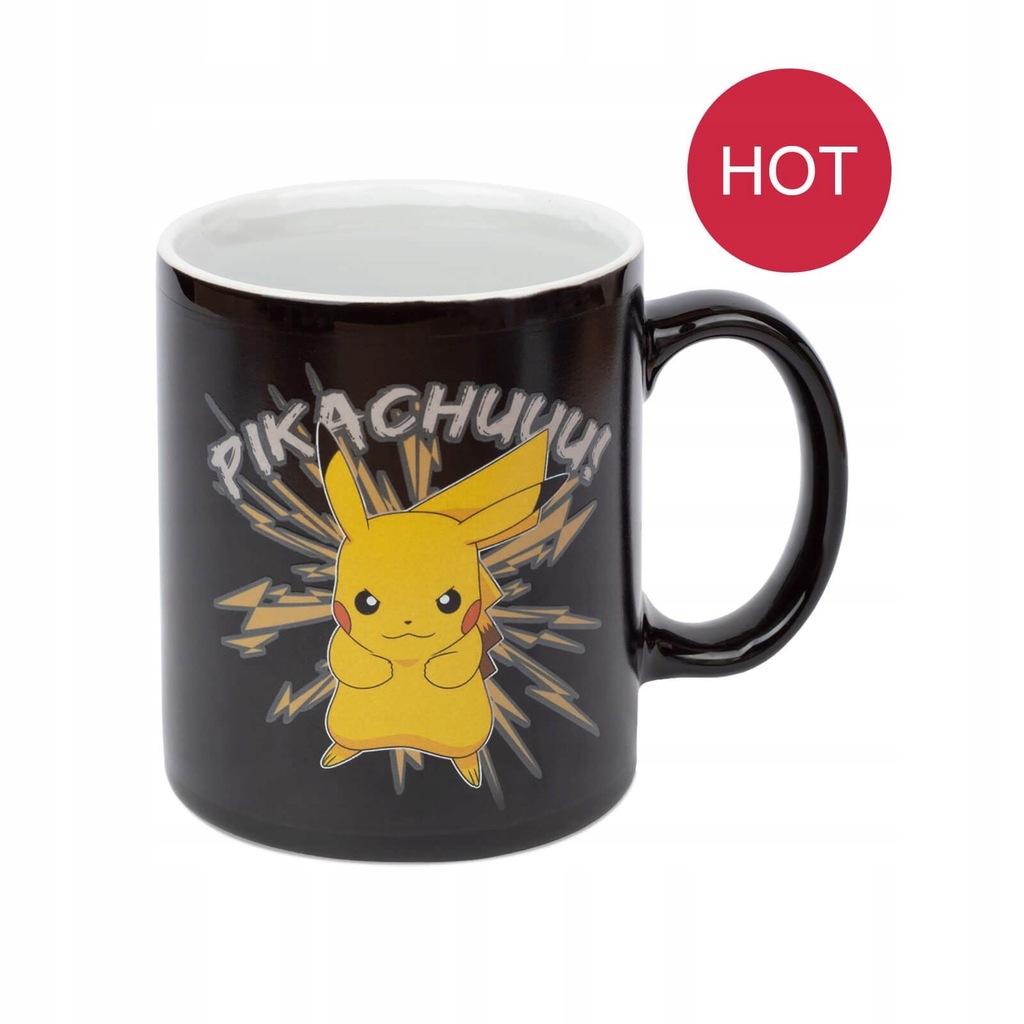 Pokemon Pikachu Kubek Zmieniajacy Kolor 300 Ml 8923809686 Oficjalne Archiwum Allegro
