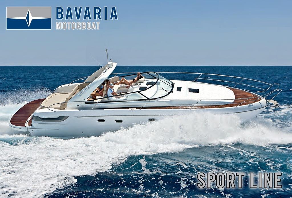 Jacht motorowy Bavaria 38/40 Sport 2010 -Chorwacja