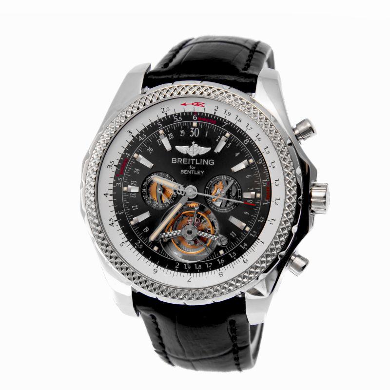 Breitling - Bentley Mulinner Tourbillon WATCHWORLD