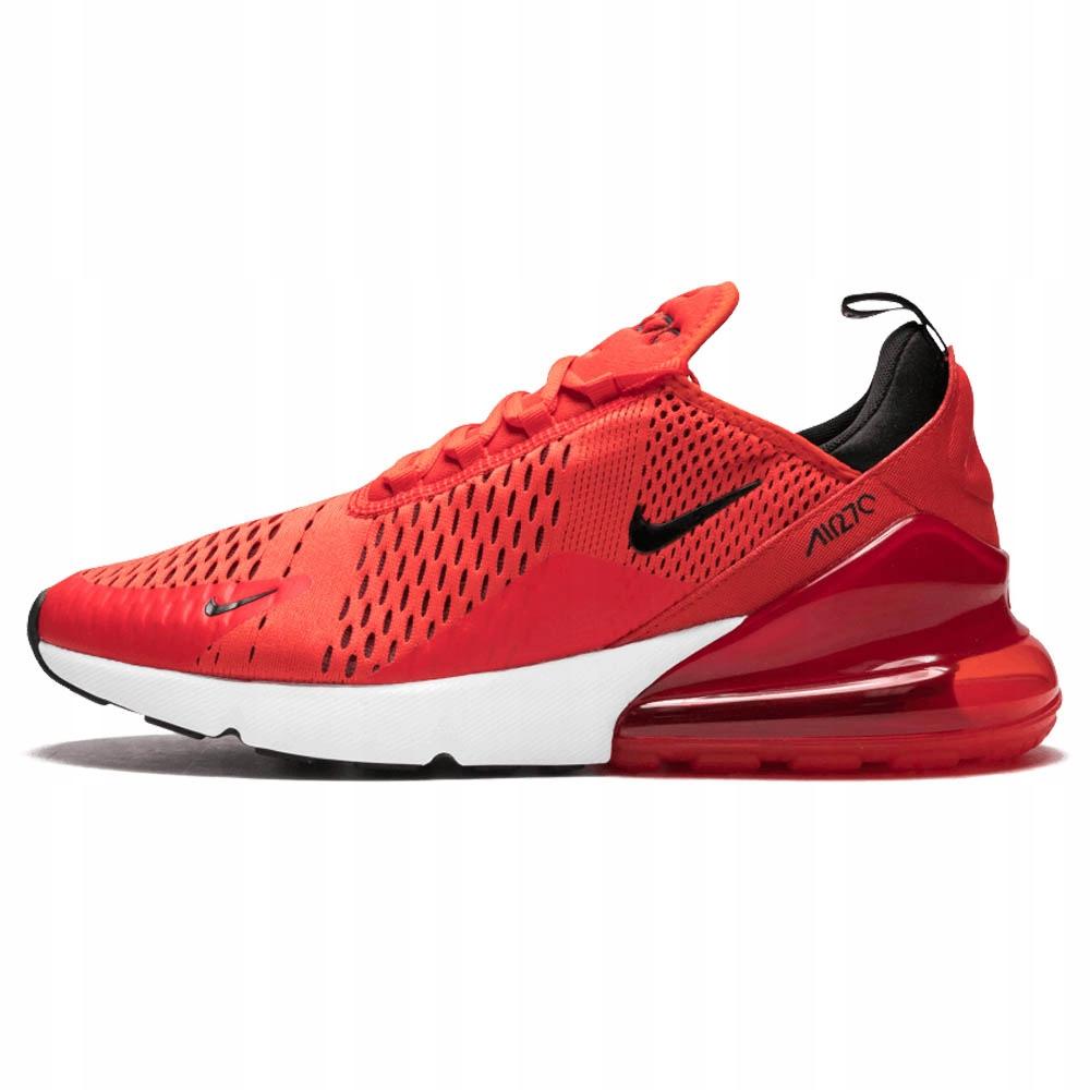 Buty Nike Air Max 270 Czerwone AH8050 601 r.39 Ceny i opinie Ceneo.pl