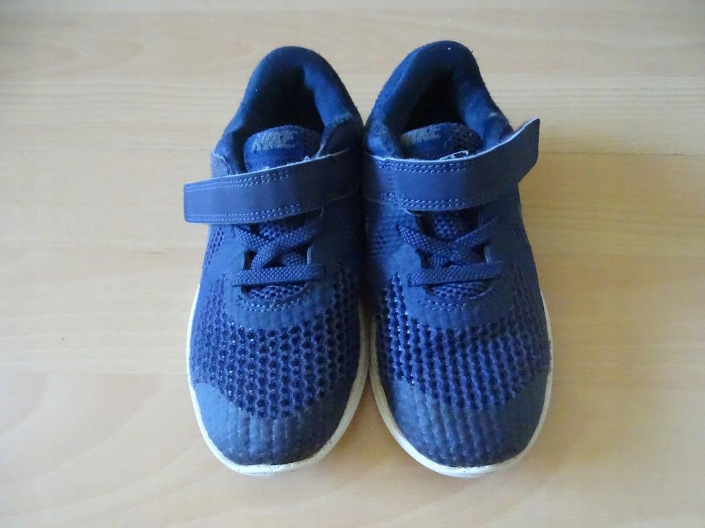 Nike REVOLUTION buty sportowe dziecięce 27