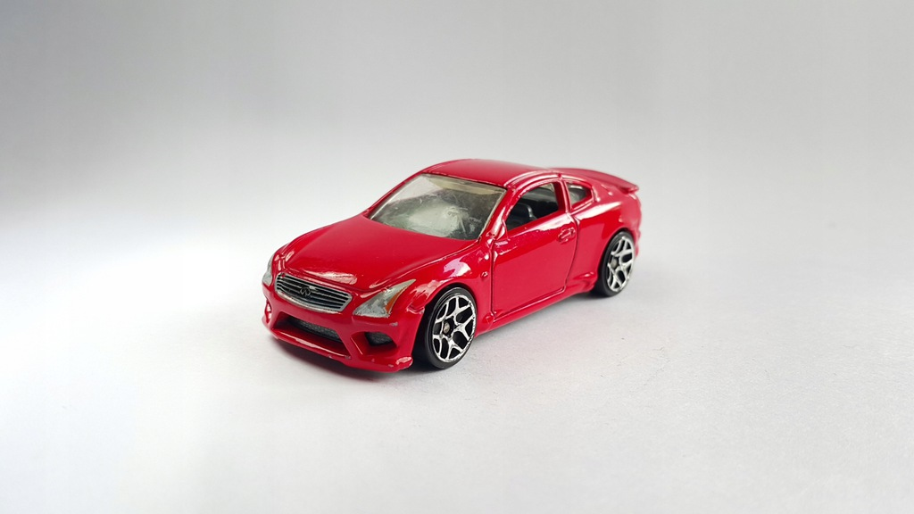 HOT WHEELS INFINITI G37