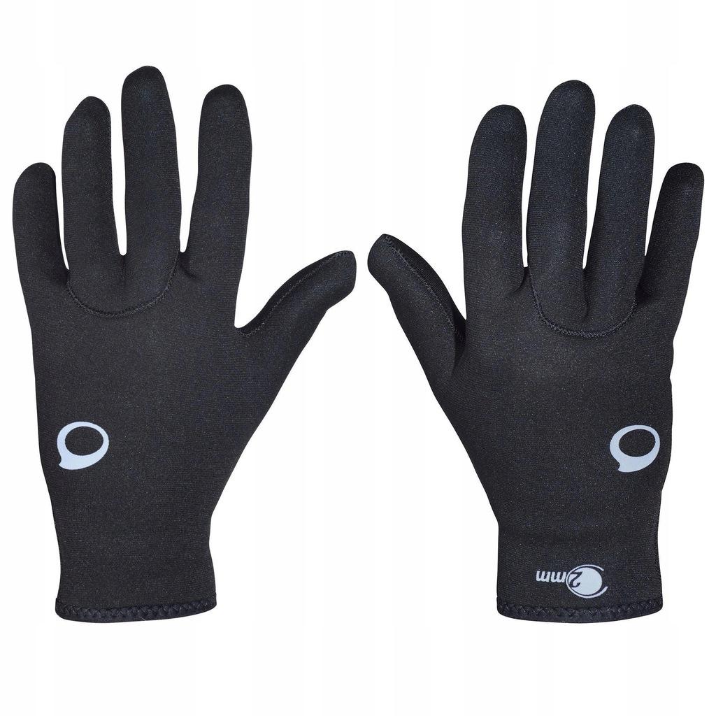 Neoprenowe rękawice do morsowania nurkowania N L