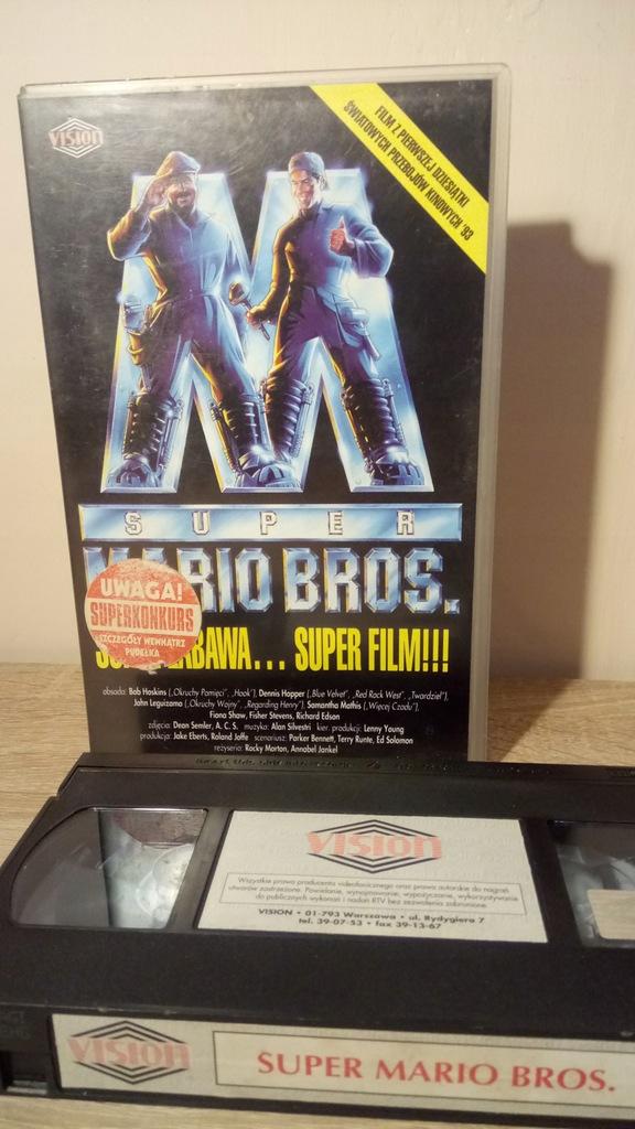 Super Mario Bros VISION Unikat