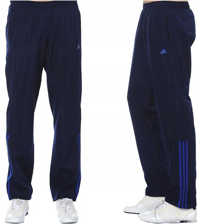 Adidas Dresy Męskie Spodnie Dresowe ClimaLite XL