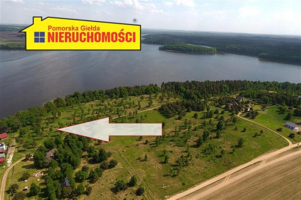 Działka, Gudowo, Drawsko Pomorskie (gm.), 6134 m²