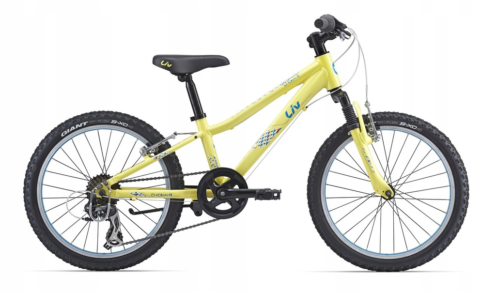 """Liv Enchant 20"""" rower dziecięcy alu 7 biegów"""