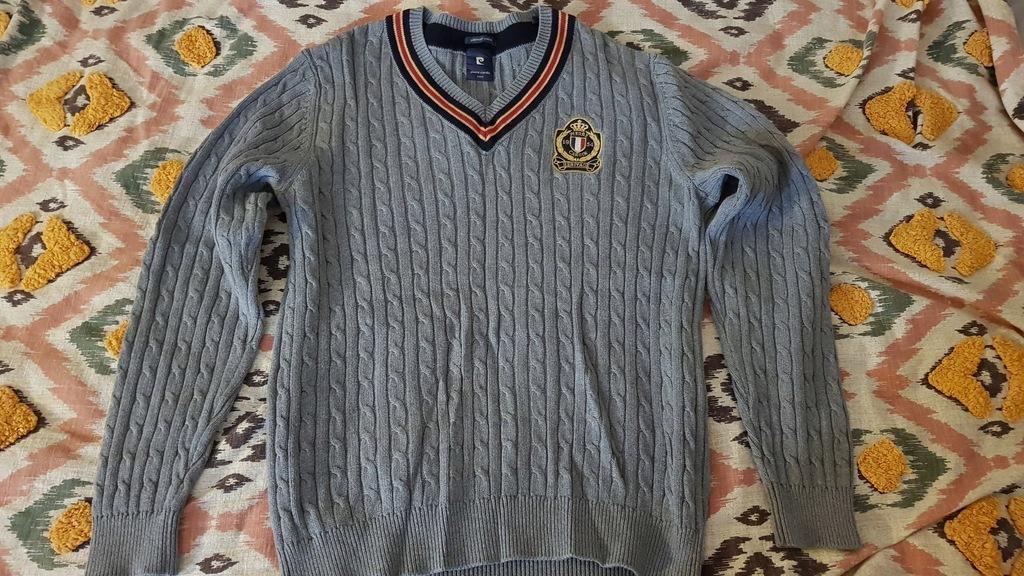 Sweter Pierre Cardin M