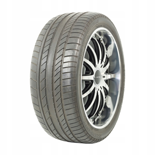 Continental 4X4SportContact 275/45R19 108Y 2017