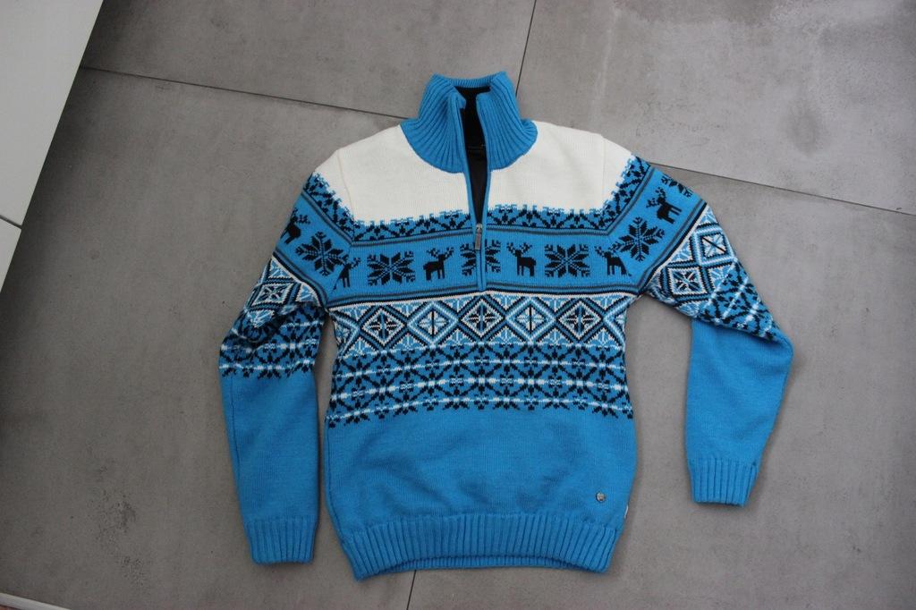 CMP sweterek chłopięcy norweski XXS 34