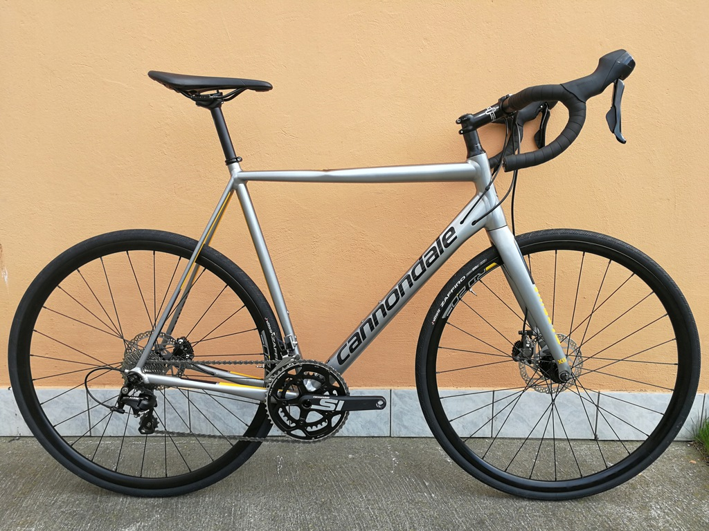 GRAVEL CANNONDALE CAAD12 105 5800 58CM