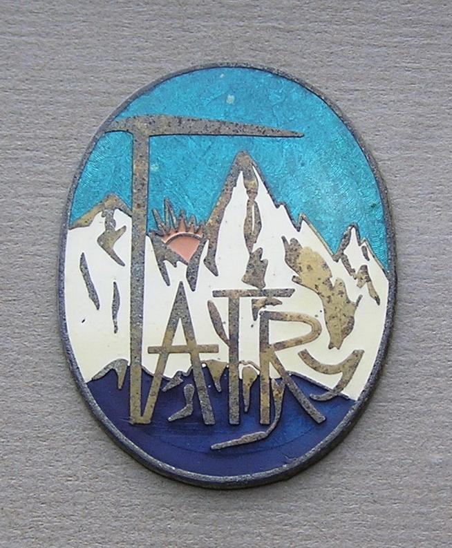 Odznaka PTTK Tatry
