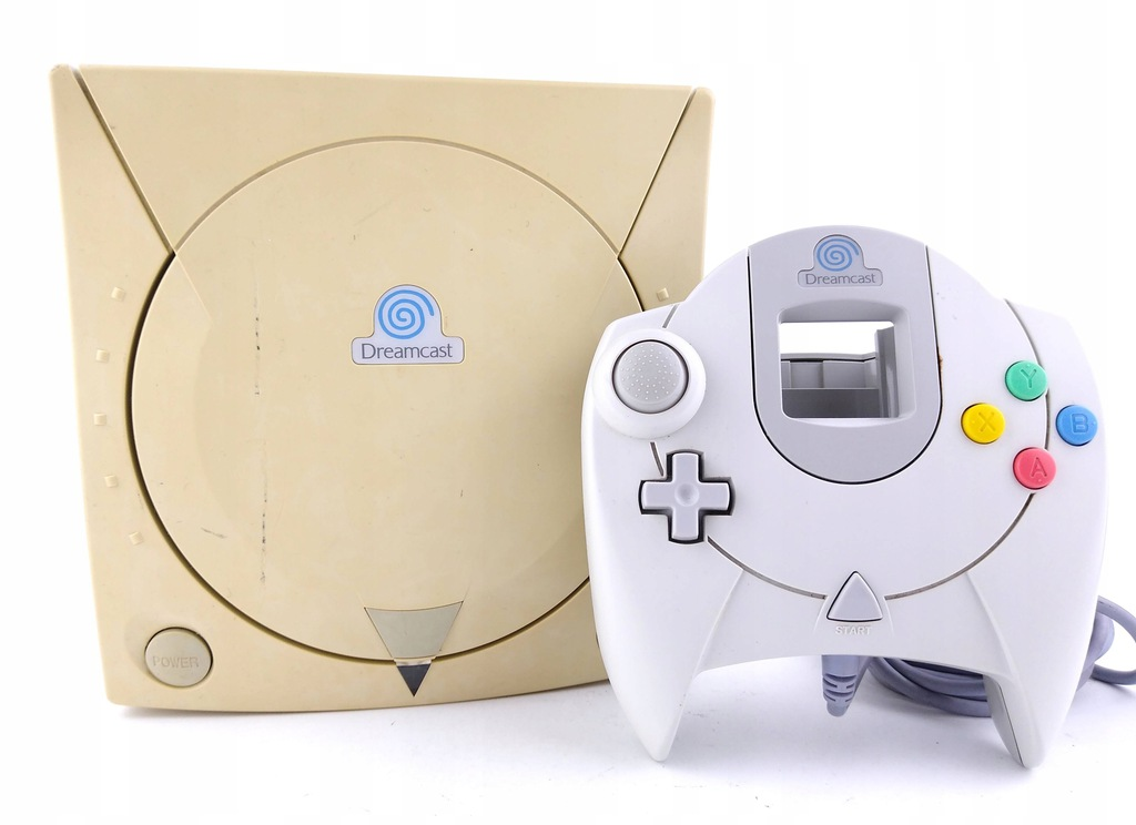 Dreamcast Gry Pad DC ! Sega