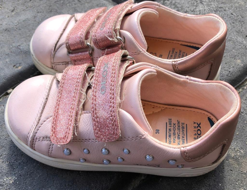 Buty Geox różowe 26