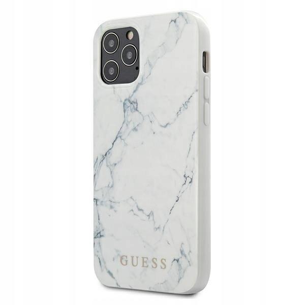 Etui Guess GUHCP12LPCUMAWH Apple iPhone 12 Pro Max