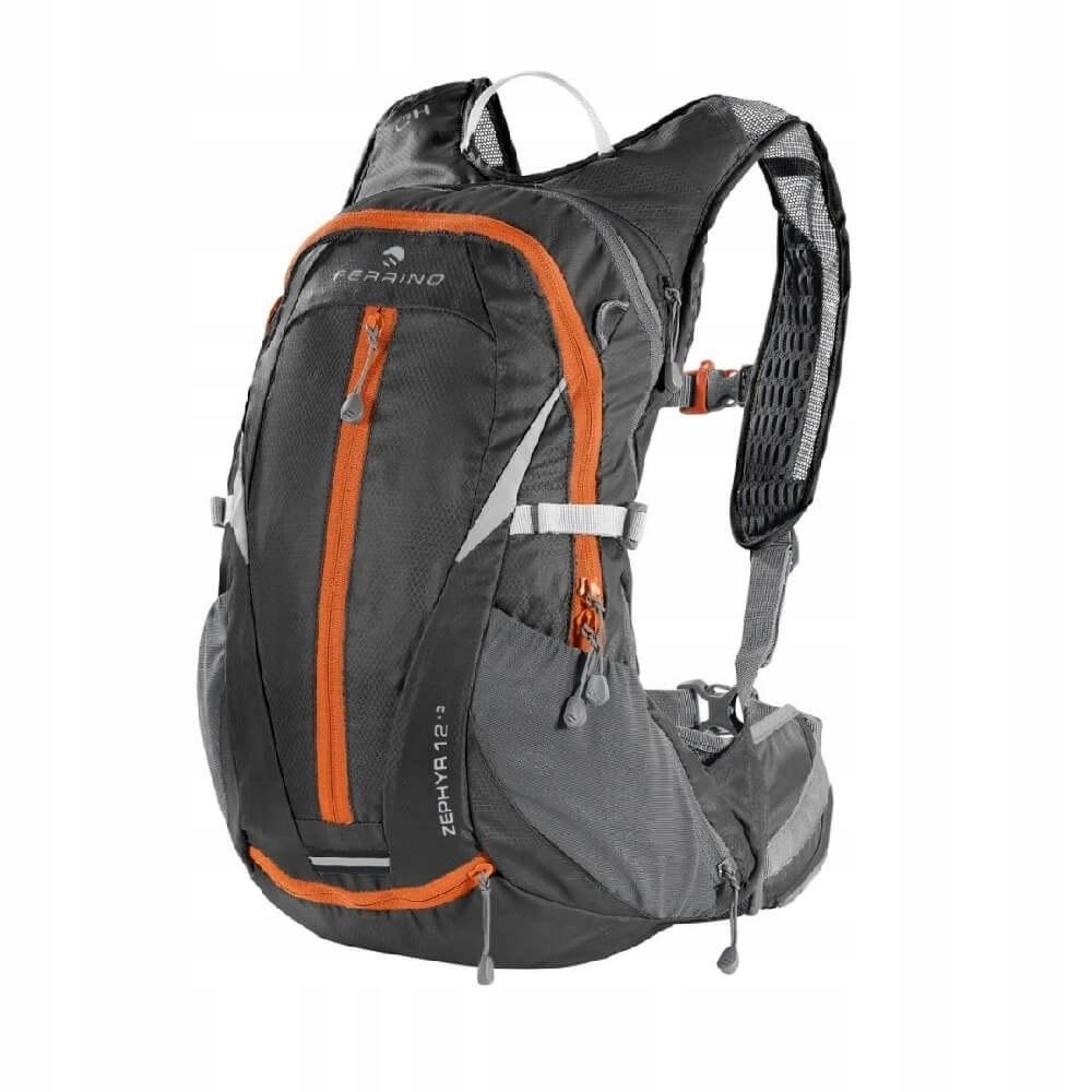 Plecak FERRINO Zephyr 12+3 - Kolor Czarny